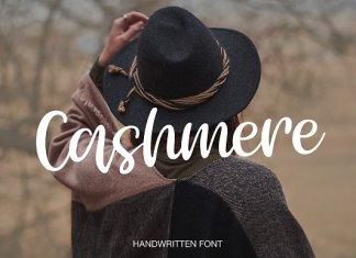 Cashmere Font