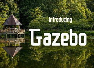 Gazebo Font