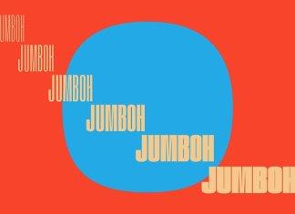 JUMBOH Font