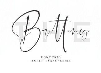 The Brittany / Font Trio