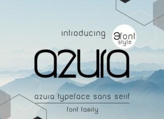 Azura Font
