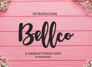 Bellco Font