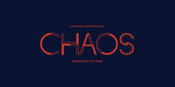 Chaos Font