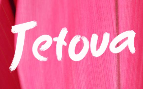 Tetova Font