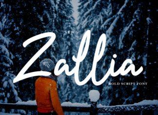 Zallia Font