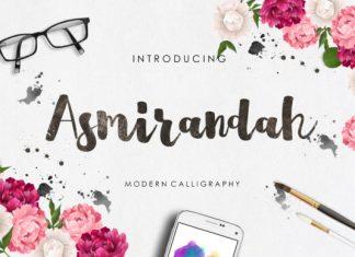 Asmirandah Font