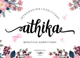 Athika Font