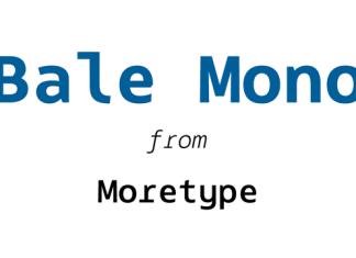 Bale Mono