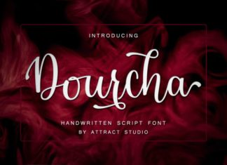 Dourcha Font