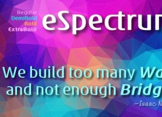Espectrum Font Family