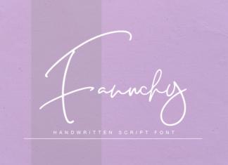 Fanuchy Font