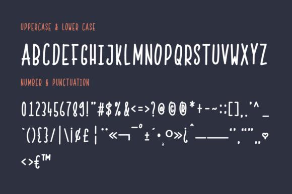 Gelato Secret Font