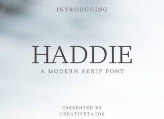 Haddie Family
