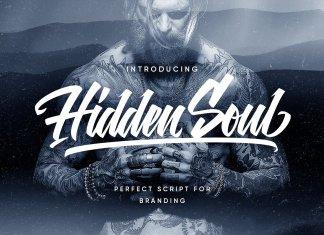 Hidden Soul Font