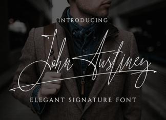 John Austiney Font