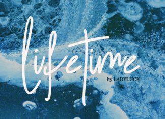 Lifetime Font