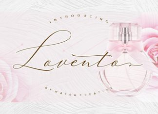 Lovento Font