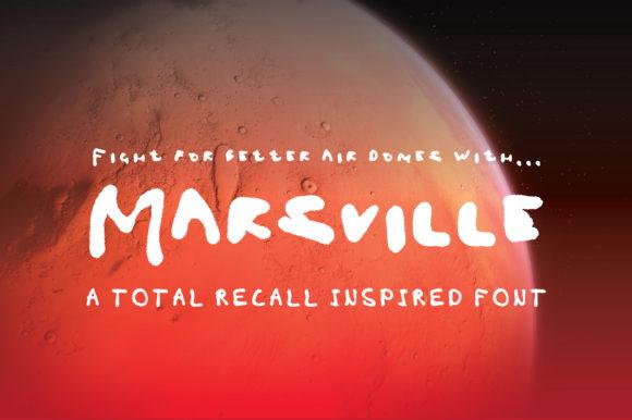 Marsvile Font
