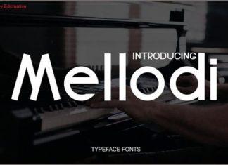 Mellodi Font
