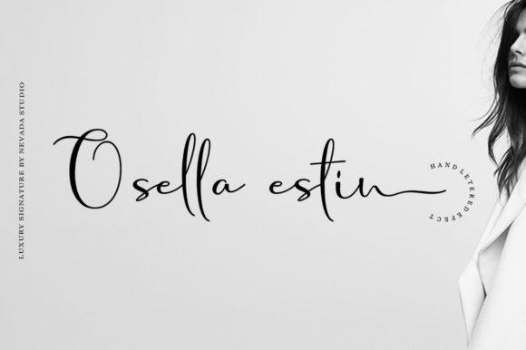 Osella estin Font