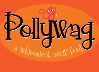 Pollywag Font