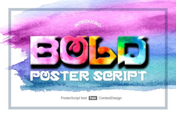 Poster Script