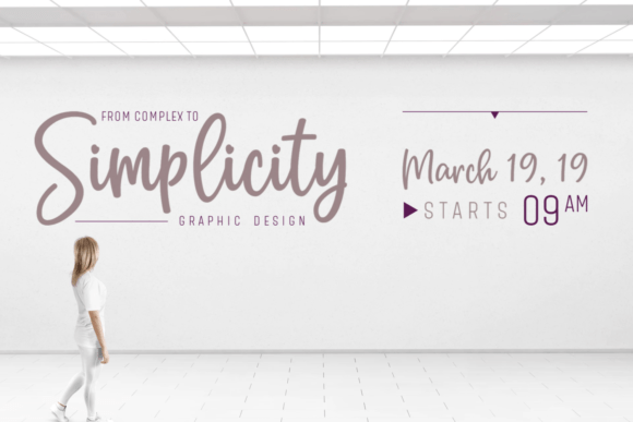 Smart Choices Duo Font