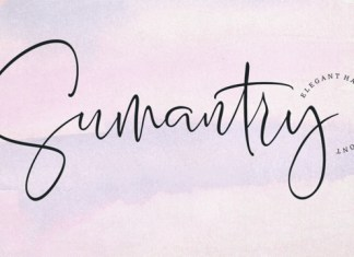 Sumantry Font
