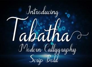 Tabatha Font