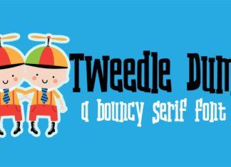 Tweedle Dum Font