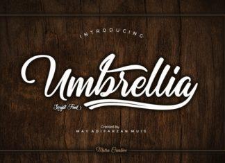Umbrellia Font