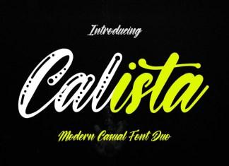 Calista Font
