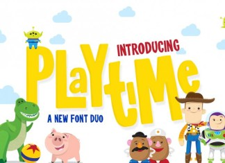 Playtime Font