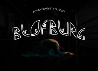 Blofburg Font