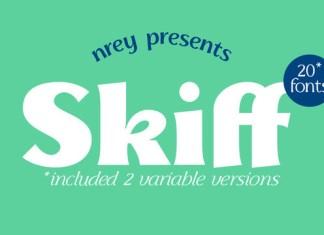Skiff Font Family