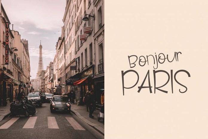 Parise Other Font