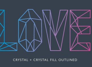 Crystal Font Family