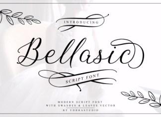 Bellasic Font