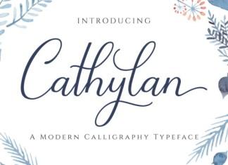 Cathylan Font