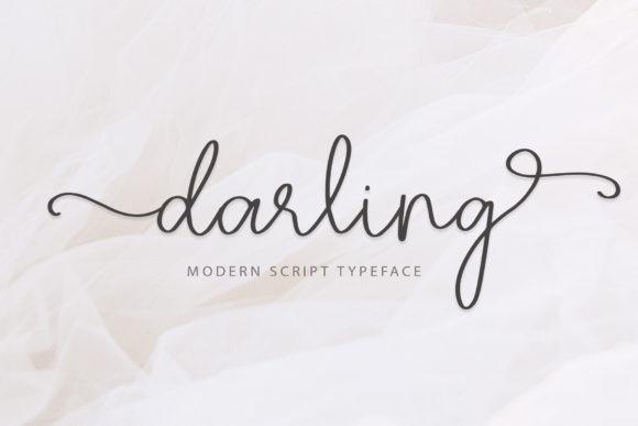 Darling Font