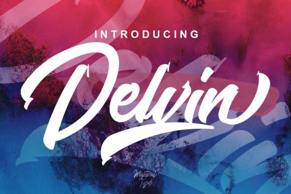 Delvin Font