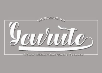 Geurute Font