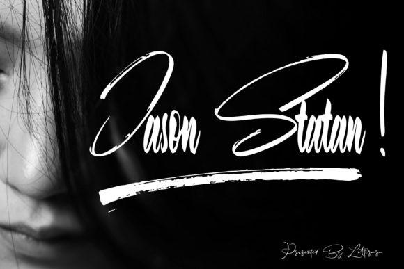 Jason Statan Font