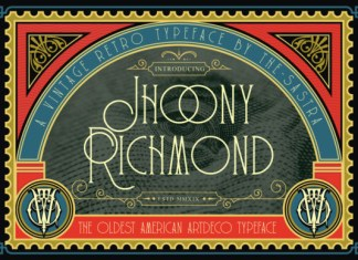 Jhoony Richmond Font
