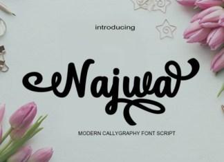 Najwa Font