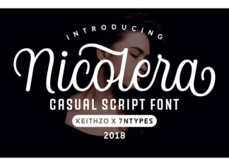 Nicolera Font