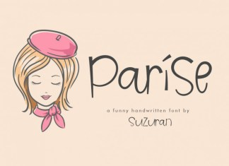 Parise Other Font