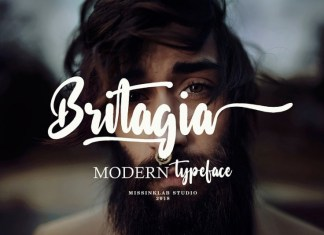 Britagia Font