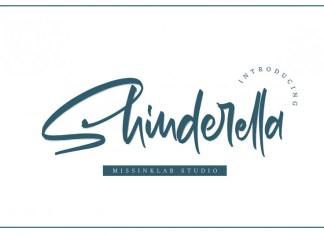Shinderella Font