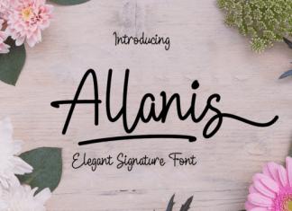Allanis Font